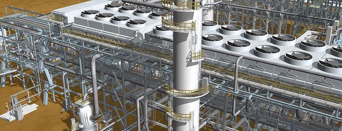 تاسیسات صنعتی